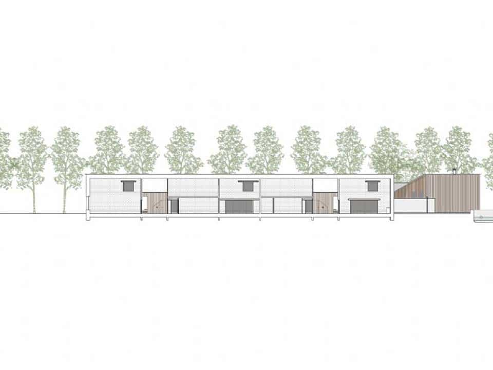 Provenciaal Domein Prinsenpark - isolerende houten raamprofielen